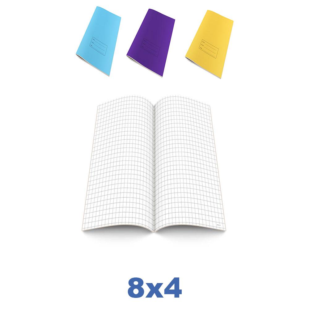 8x4 Bespoke Exercise Books
