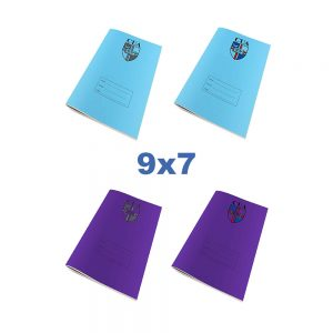 9x7 Exercise Books With Logo