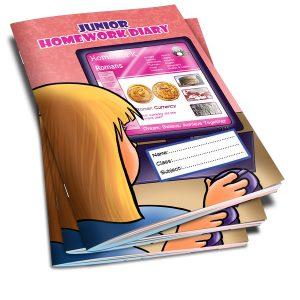 Homework Diaries & Planners