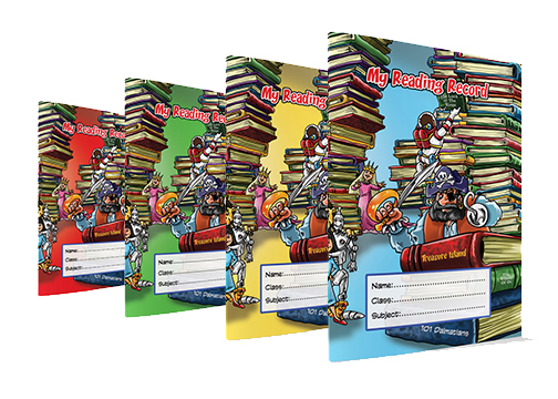 Pupil Books