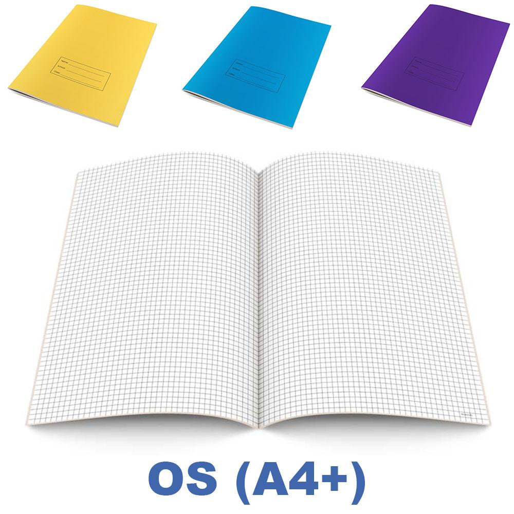 OS Bespoke Exercise Books
