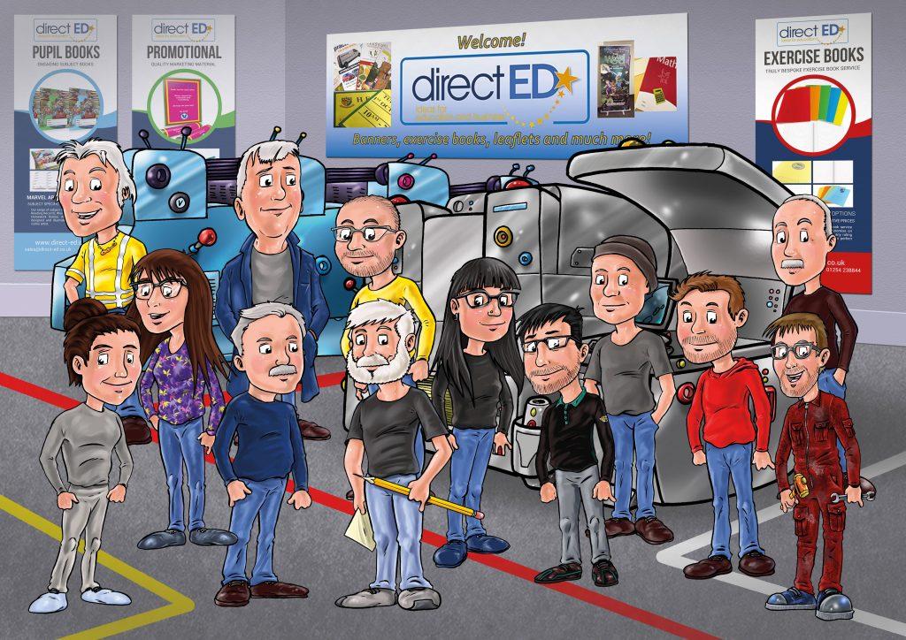 Direct ED team